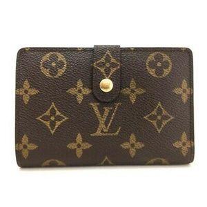 Louis Vuitton Monogram Porte Monnaie wallet
